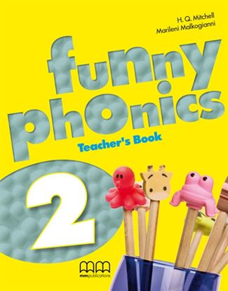 Εικόνα της Funny Phonics 2 - Teacher's Book