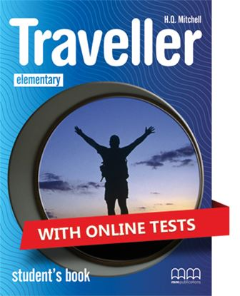 Εικόνα της Traveller Elementary - Student's BookWith Online Test