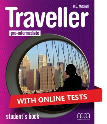 Εικόνα της Traveller Pre-Intermediate - Student's Book With Online Test