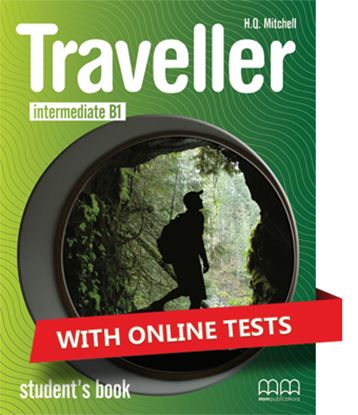 Εικόνα της Traveller Intermediate B1 - Student'sBook With Online Test