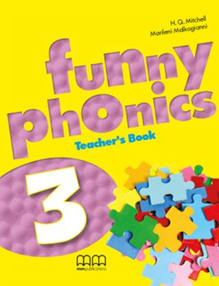 Εικόνα της Funny Phonics 3 - Teacher's Book