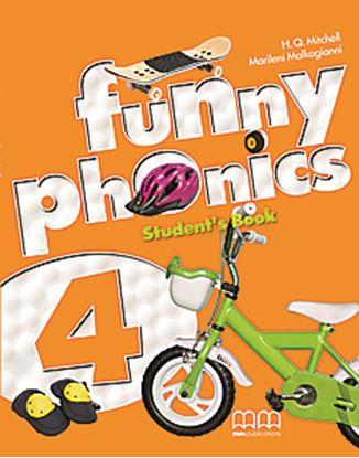 Εικόνα της Funny Phonics 4 - Student's Book