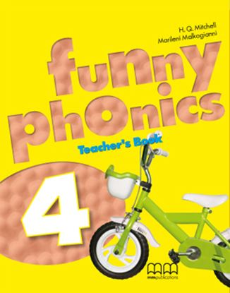 Εικόνα της FUNNY PHONICS 4 Teacher's Book