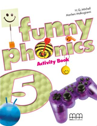Εικόνα της FUNNY PHONICS 5 Activity Book (with CD)