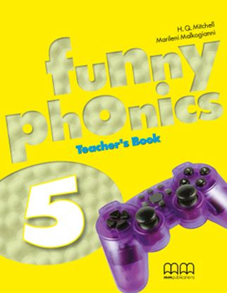 Εικόνα της FUNNY PHONICS 5 Teacher's Book