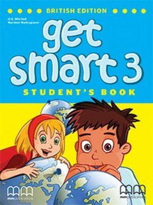 Εικόνα της Get Smart 3 - Student's Book (BR)