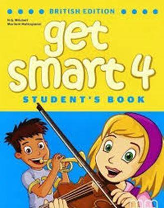 Εικόνα της Get Smart 4 - Student's Book (BR)