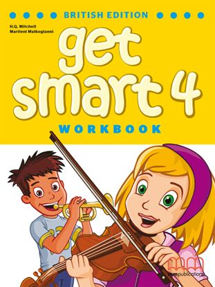 Εικόνα της Get Smart 4 - Workbook (BR) (IncludesCD)