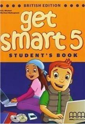 Εικόνα της Get Smart 5 - Student's Book (BR)
