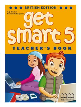 Εικόνα της Get Smart 5 - Teacher's Book (BR)