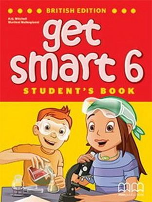 Εικόνα της Get Smart 6 - Student's Book (BR)