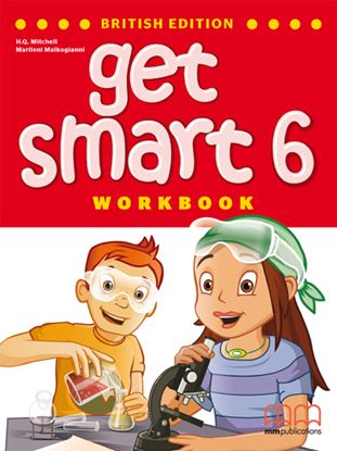 Εικόνα της Get Smart 6 - Workbook (BR) (IncludesCD)