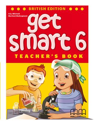 Εικόνα της Get Smart 6 - Teacher's Book (BR)