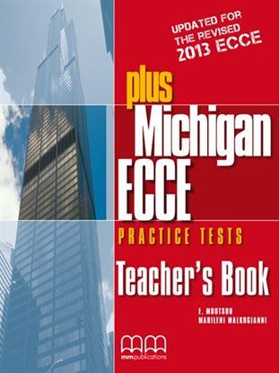 Εικόνα της Plus Michigan Ecce Practice Tests (Re. 2013) - Teacher's Book