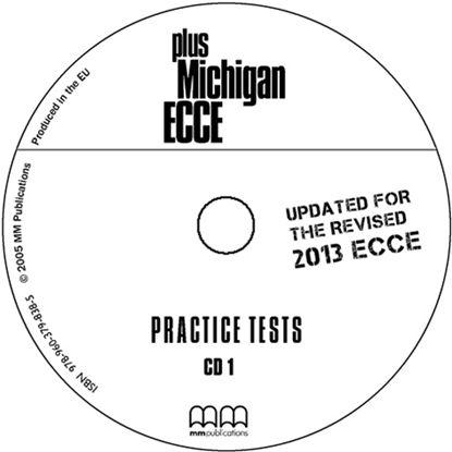 Εικόνα της PLUS MICHIGAN ECCE Practice Tests CD (Rev.2013)