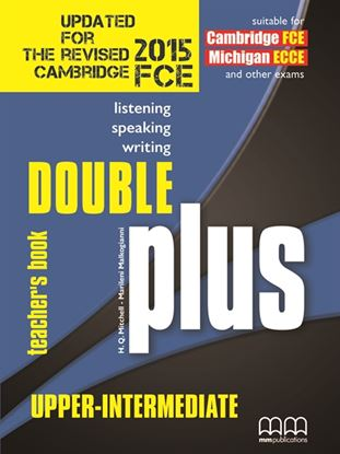 Εικόνα της DOUBLE PLUS Upper-Intermediate (Rev. FCE 2015) Teacher's Book