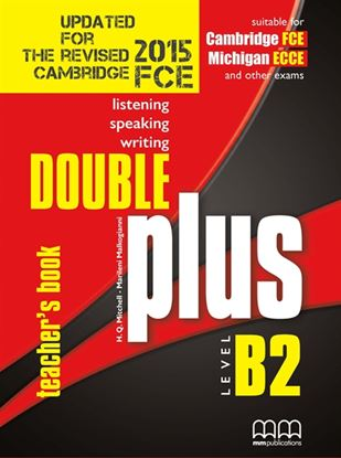 Εικόνα της DOUBLE PLUS B2 (Rev. FCE 2015)Teacher's Book