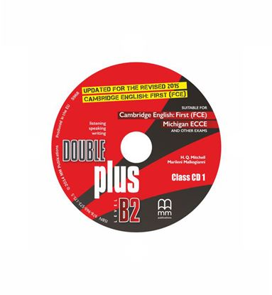 Εικόνα της DOUBLE PLUS B2 (Rev. FCE 2015) Class CD