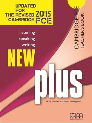 Εικόνα της New Plus Fce - Teacher's Book (Rev. FCE 2015)