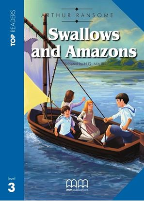 Εικόνα της SWALLOWS AND AMAZONS Student's Book with Glossary