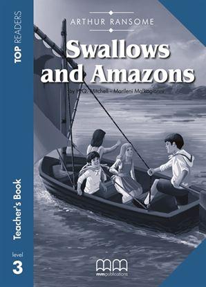 Εικόνα της Swallows and Amazons - Teacher's Pack(I Includes Teacher's Book & Student's Book with Glossary)