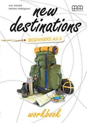 Εικόνα της New Destinations Beginners Workbook