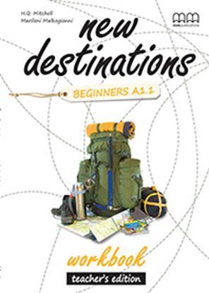 Εικόνα της New Destinations Beginners Workbook Teacher's Edition
