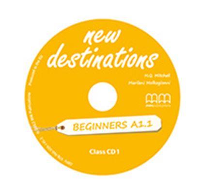 Εικόνα της NEW DESTINATIONS  Beginners Class CD