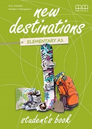 Εικόνα της New Destinations Elementary Student'sBook