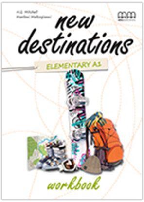 Εικόνα της New Destinations Elementary Workbook