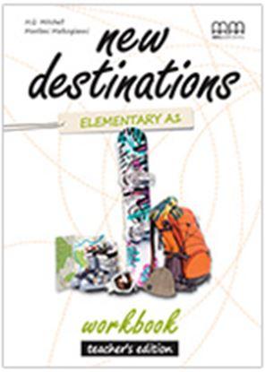 Εικόνα της New Destinations Elementary Workbook Τeacher's Edition