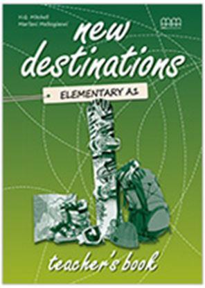 Εικόνα της New Destinations Elementary Teacher'sBook