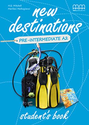Εικόνα της NEW DESTINATIONS  Pre-Intermediate Student's Book