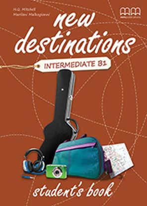 Εικόνα της NEW DESTINATIONS  Intermediate B1 Student's Book
