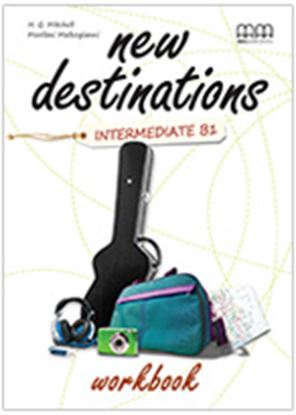 Εικόνα της NEW DESTINATIONS  Intermediate B1 Workbook