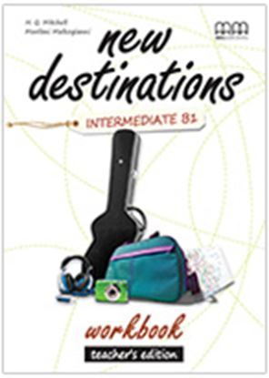 Εικόνα της NEW DESTINATIONS  Intermediate B1 Workbook (Teacher's edition)