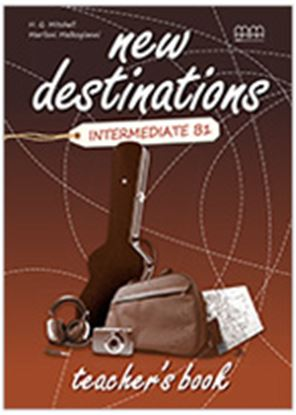 Εικόνα της NEW DESTINATIONS  Intermediate B1 Teacher's Book