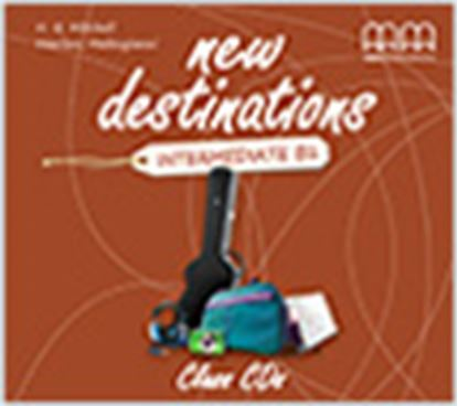 Εικόνα της NEW DESTINATIONS  Intermediate B1 Class CD