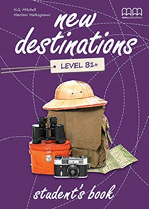 Εικόνα της NEW DESTINATIONS  B1+ Student's Book