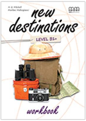 Εικόνα της NEW DESTINATIONS  B1+ Workbook