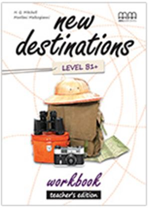 Εικόνα της NEW DESTINATIONS  B1+ Workbook (Teacher's edition)