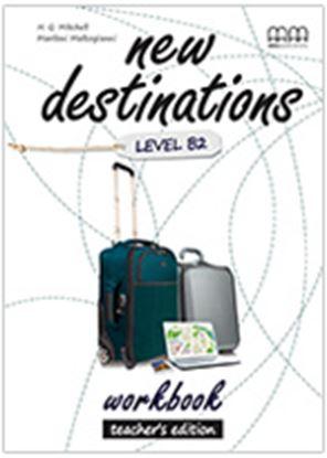 Εικόνα της New Destinations B2 Workbook Teacher's Edition