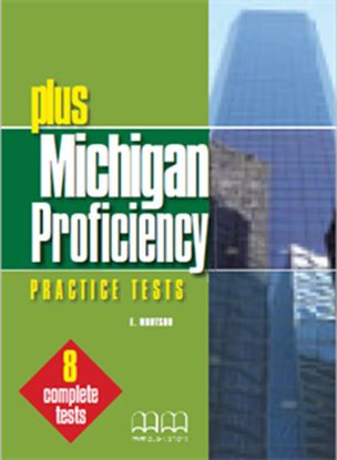 Εικόνα της Plus Michigan Ecpe Proficiency Practice Tests - Student's Book