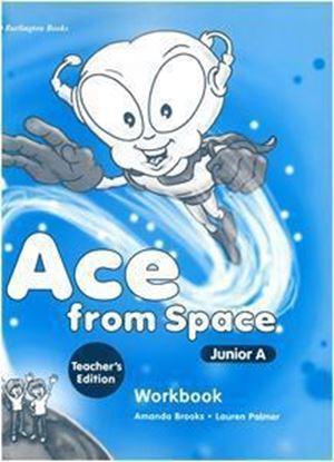 Εικόνα της ACE FROM SPACE JUNIOR A TCHR'S WB