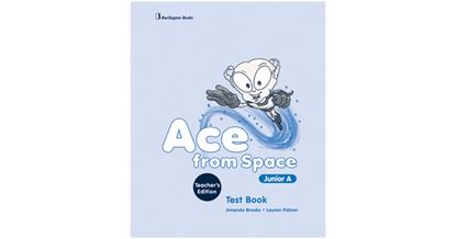 Εικόνα της ACE FROM SPACE JUNIOR A TCHR'S TEST