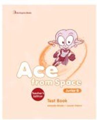 Εικόνα της ACE FROM SPACE JUNIOR B TCHR'S TEST
