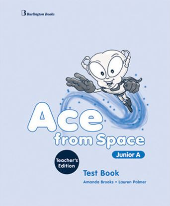 Εικόνα της ACE FROM SPACE JUNIOR 1 YEAR TCHRS TEST