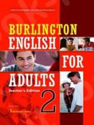 Εικόνα της BURLINGTON ENGLISH FOR ADULTS 2 TCHR'S