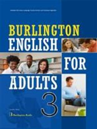 Εικόνα της BURLINGTON ENGLISH FOR ADULTS 3 SB
