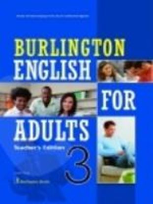 Εικόνα της BURLINGTON ENGLISH FOR ADULTS 3 TCHR'S